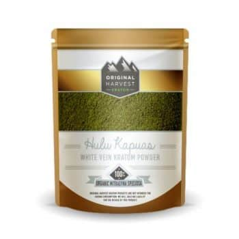 Hulu Kapuas White Vein Kratom Powder