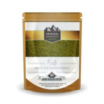 Kali White Vein Kratom Powder
