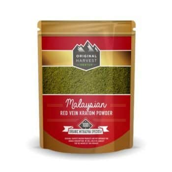 Malaysian Red Vein Kratom Powder