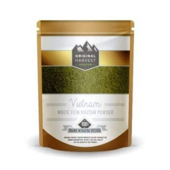 Vietnam White Vein Kratom Powder
