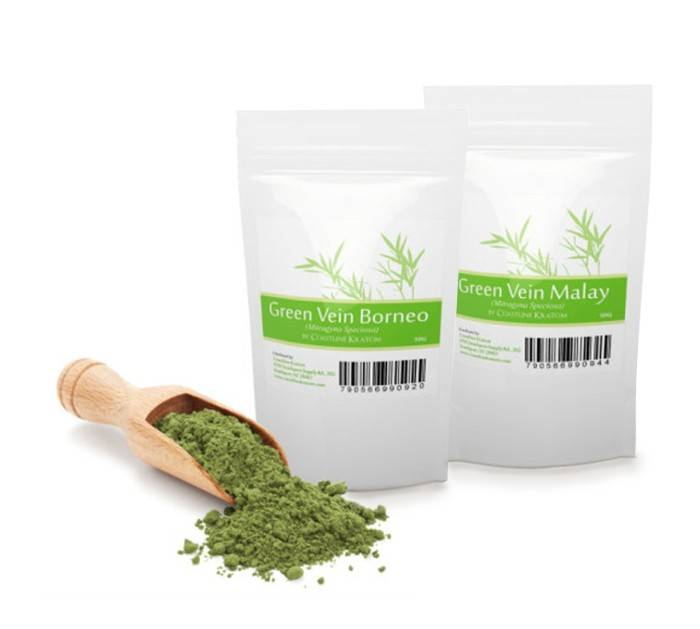COASTLINE KRATOM GREEN KRATOM PACK