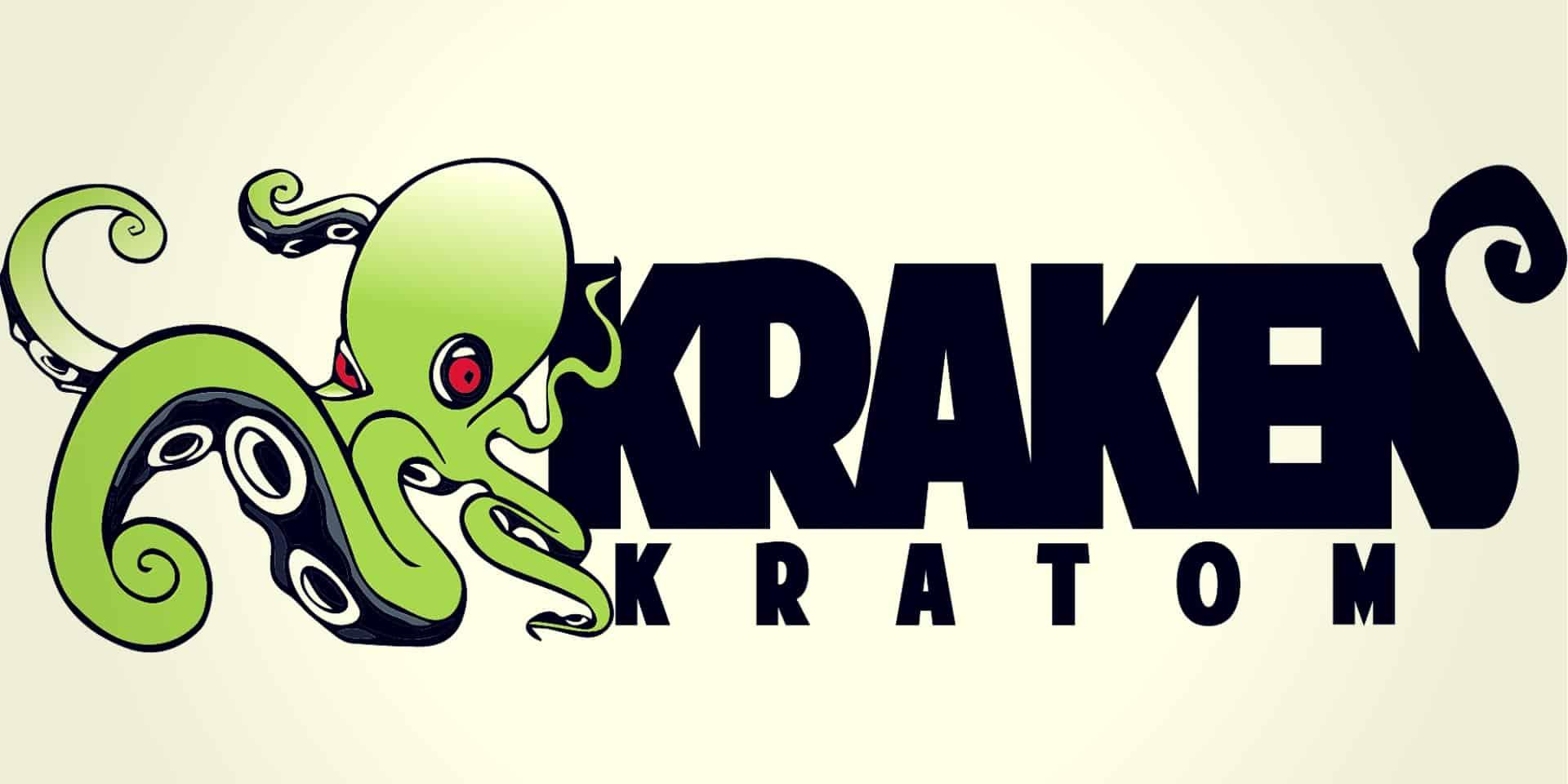Kraken Kratom Review logo